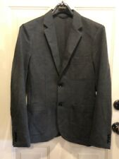 NEW Armani Exchange A|X Gray Blazer / Jacket Sport Coat Size Small