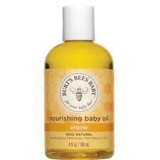 Burt's Bees Baby Bee Nourishing Baby Oil 4 oz