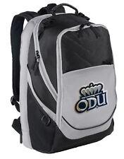 ODU Logo Backpack Laptop Bags Computer Bag