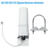 Signal Booster Antenna SMA Male 3G 4G 5G LTE Outdoor Fixed Bracket Wall Mount