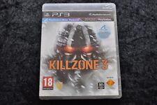Killzone 3 Playstation 3 PS3