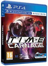 Time Carnage PSVR