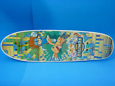 Vintage DIGIMON Digital Monsters Kids Wooden SKATEBOARD (2000)  RARE!