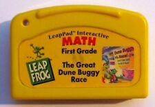 LeapFrog Leap Pad Math, The Great Dune Buggy Race, Cartridge Only
