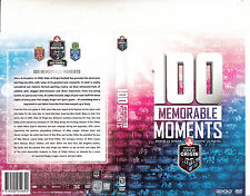 100 Memorable Moments-Celebrating 100 Games-Rugby League:State of Origin-DVD