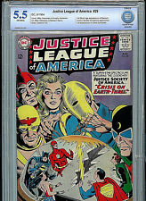 Justice League of America #29 CBCS 5.5 1964 DC Comics Silver Age 1st Starman