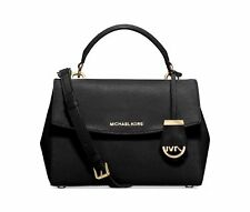 413c6a50846e Womens Handbag Michael Kors Crossbody Ava Small Leather Satchel Bag  30T5GAVS2L 0