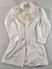 Doctor James Ladies Lab Coat Color White Size 2