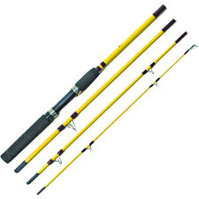 """Eagle Claw Pack-It 6'6"""" Spinning Fishing Rod"""