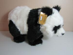 *Rare* Hansa Plush Panda 4181 Portraits of Nature Original tags