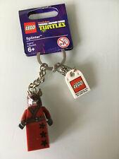 Lego Schlüsselanhänger  850838 Splinter Teenage Mutant