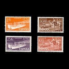 Ifni nº 183/86 1961 der Tag der Briefmarke Transport MNH