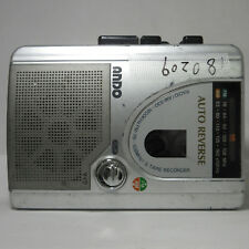 Ando Cassette Corder Rc7-620 180209A Radio Working