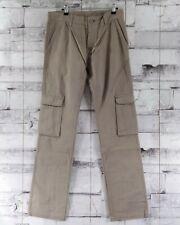 Pantalon Cargo Homme Somewhere Kaki Clair 40