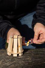 Anzünder Camping Lagerfeuer Kamin Petromax Feuerkit Grill umweltfreundlich