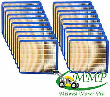 20 Pack of air filters replaces Briggs & Stratton 399959 & 491588S 2838