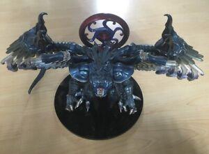Art FX Final Fantasy X Monster Collection Bahamut Komplett im Sehr Guten Zustand