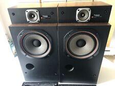 Technics SB-4000 Rare Vintage Hi Fi Linear Phase Speakers
