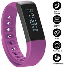 SHONCO Schrittzähler Fitness Armband I5 Plus wasserdicht Activity Sportband