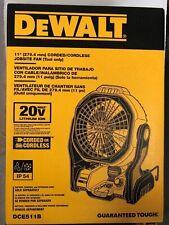 DEWALT DCE511B 20V MAX Cordless/Corded Jobsite 11