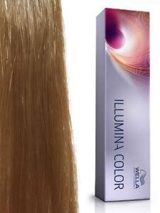 Wella Professionals Illumina Color 8/13 Light Blonde/Ash Gold 2 oz / 60 ml