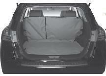 Vehicle Custom Cargo Area Liner Grey Fits 2010-2015 Toyota Prius w/ Battery Vent