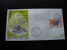 FRANCE - enveloppe 27/4/1967 yt service n° 30 (cy19) french