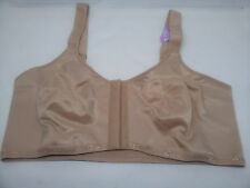 Imported Brazilian Bra with front closure Posture Support Back w/minimum seems