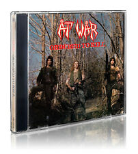 At War-ordered to Kill (NEW * US SPEED METAL * Official RERELEASE * debut album)