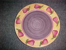 Essex Bois D'Arc Tutti Fruitti Dinner Plate(s) Pears