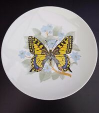 Poole Pottery Butterfly Design Dish