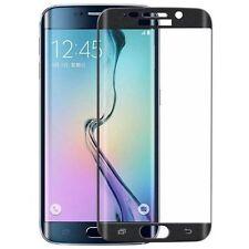 3D PANZERGLAS Samsung Galaxy S6 Edge Full Screen Panzerfolie Echtglas Cover TOP