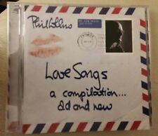 PHIL COLLINS - LOVE SONGS CD 2CD