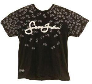 Sean John Originals 96 T-Shirt Black Size 2XL