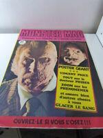 monster mag , les stars de l'épouvante , N°2 1973  (car3) -