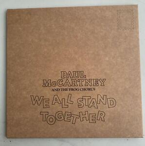 """Paul McCartney """"We All Stand Together""""  2020 Limited Edition Picture Disc"""