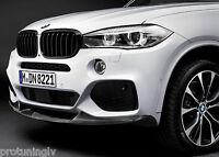 For BMW X6 F16 Performance spoiler m bodykit diffuser splitter diff Aerodynamic