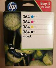 4 HP 903xl Genuine Cartridges Expire Jul 2021