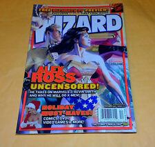 WIZARD The Comics Magazine #146 ALEX ROSS UNCENSORED! 2003