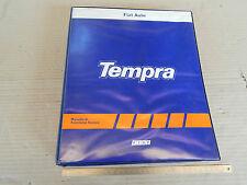 MANUALE OFFICINA ORIGINALE FIAT TEMPRA S.W.4X4 1995 cc