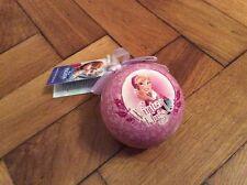 BNWT Disney Frozen princess Anna lilac Xmas Baubles - Christmas Tree Decoration