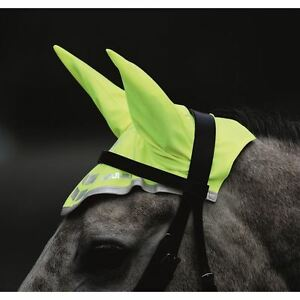 SHIRES EQUI-FLECTOR FLY/NOISE VEIL