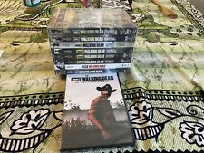 The Walking Dead  Factory Sealed Seasons 1 2 3 4 5 6 7 8 9 Brand New