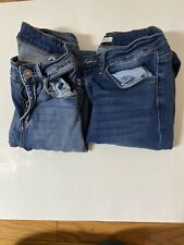 KanCan Junior Girls Jeans Size 3/25 Lot Of 2