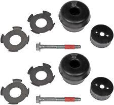 Kit of 2 Body Mount Kits Dorman 924-135 Bushings Fits 00-13 Chev GMC Pickups
