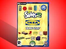 THE SIMS 2 IKEA HOME STUFF PC NUOVO!  VERSIONE ITALIANA!
