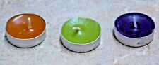 12-Scented Tea Light Candles~3-Different Scents-You Choose The Scent~Wow