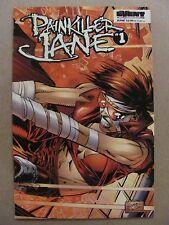 Painkiller Jane #1 Event Comics 1997 Series 9.6 Near Mint+