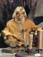 BOOTH COLEMAN PLANET OF THE APES JSA COA Hand Signed 8X10 Photo Autograph