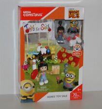 Mega Construx Despicable Me 3 Agnes' Toy Sale 70 pcs